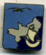 Insigne 2é Région Aérienne,VILLACOUBLAY___drago - Armée De L'air