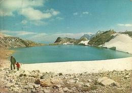 Bardonecchia (Torino) Lago E Colle Sommeiller, Lac Et Col Sommeiller - Italie