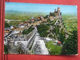 San Marino - Panorama E Fiume Marecchia - San Marino