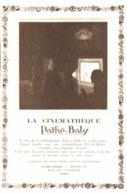 "PUB    "" PATHE-BABY ""    1923 ( 5 ) - Photographie"