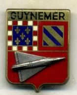 Insigne Base Aérienne 102 GUYNEMER___delsart - Armée De L'air