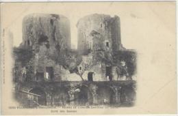 CPA Dept 33 VILLANDRAUT Dos 1900 - France