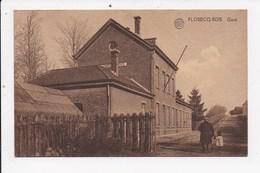 CPA BELGIQUE FLOBECQ -BOIS Gare - Ath