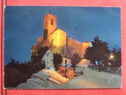 San Marino - La Prima Torre Di Notte - San Marino