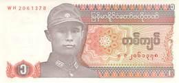 1 Kyat Burma - Myanmar