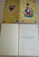 Port Folio - Les Chansons De Route,du Soldat Français - Illustrées Par Boucher 1940 - Alte Papiere