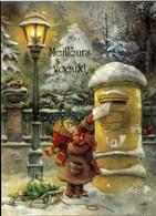 CPM - Meilleurs Vœux - Nouvel An