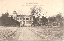 FRONTON (31) Château De Lafitte - France
