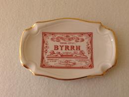 Cendrier BYRRH - Porcelaine