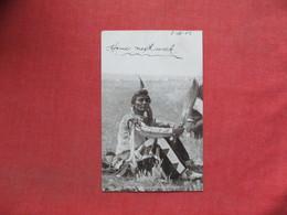 RPPC   Home Boy Ft Belknap Resn. Mont.     Ref 3372 - Native Americans