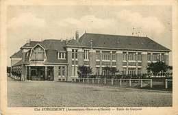 VAL D'OISE  ARGENTEUIL     Cité D' Orgemont  école Des Garçons - Argenteuil