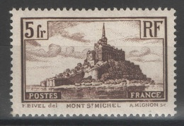 France - YT 260 ** MNH - TB - France