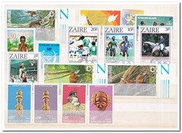 Zaïre 15 Stamps, Postfris MNH - Zaïre