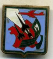 Insigne Centre D Instruction Et De Contrôle De La Défense Aérienne___drago - Armée De L'air