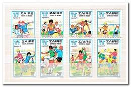 Zaïre 1978, Postfris MNH, Football - Zaïre