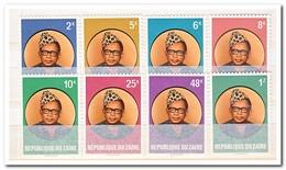Zaïre 1978, Postfris MNH, President Mobutu - 1971-79: Ongebruikt