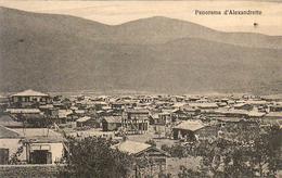 TURQUIE  Panorama D'Alexandrette - Turkey
