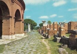 Ostia Scavi - Decumanus Maximus - Autres