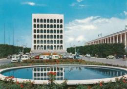 Roma EUR - Palazzo Della Civilta 1964 - Roma (Rome)