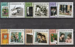 Cuba 2019 60th Anniversary Of Movie Institute(ICAIC) 6v MNH - Nuovi