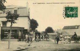 VAL D'OISE  ARGENTEUIL   Boulevard Chanconnet - Argenteuil