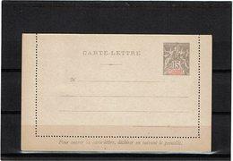 DIV1 -  NOUVELLE CALEDONIE CARTE LETTRE ACEP N°9 NEUVE - Briefe U. Dokumente