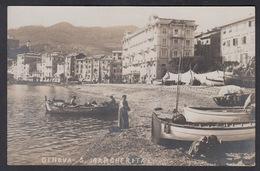 Italia  -  GENOVA, Santa Margherita  -  Foto Cartolina. - Genova (Genoa)