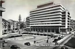 PORTO - Plaça De D. Joao, Lado Norte. - Porto