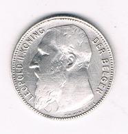 1 FRANK 1909 VL BELGIE /4227/ - 07. 1 Franc