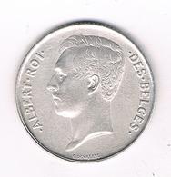 1 FRANC 1912 FR BELGIE /4228/ - 1909-1934: Albert I