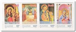 Zaïre 1987, Postfris MNH, Christmas - 1980-89: Ongebruikt