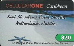 ST. MAARTEN - NETHERLANDS ANTILLES - BEACH - Antille (Olandesi)