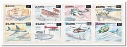 Zaïre 1985, Postfris MNH, Aeroplane - 1980-89: Ongebruikt