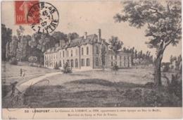 Bt - Cpa LONGPONT (91) - Le Château De Lormoy - Francia