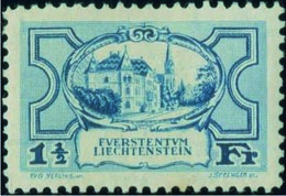 * Série Complète. 9 Valeurs. TB.(cote : 200) - Liechtenstein