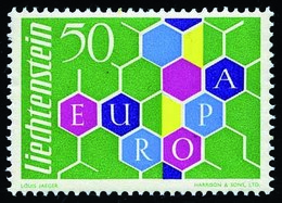 * EUROPA. SUP.(cote : 135) - Liechtenstein