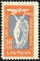 ** Icare Et Avions. 8 Séries De 7 Valeurs Sauf 1 Série De 6 Valeurs. Quelques Séries Avec Charnières.(cote : 185) - Lithuania