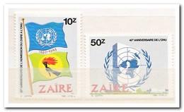 Zaïre 1985, Postfris MNH, UNO - Zaïre