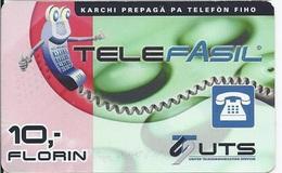CURACAO - TELEFASIL - Antilles (Neérlandaises)