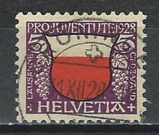 SBK J45, Mi 229  O Grüningen - Used Stamps