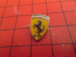 412a Pin's Pins / Beau Et Rare / THEME : AUTOMOBILEs / LOGO DE LA MARQUE FERRARI - Ferrari