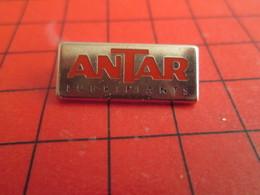 412a Pin's Pins / Beau Et Rare / THEME : CARBURANTS / ANTAR LUBRIFIANTS - Carburants