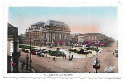 62 - CALAIS - Le Théâtre  (La Place) - Calais