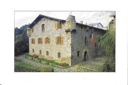 Principat D'Andorra - Casa De La Vall - Seu Del Consell General - Parlament D'Andorra - Andorre