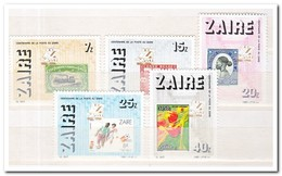 Zaïre 1986, Postfris MNH, 100 Years Post - Zaïre