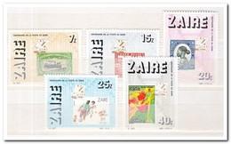 Zaïre 1986, Postfris MNH, 100 Years Post - 1980-89: Ongebruikt