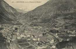 MOUTIERS  ,vu Du Chemin De Montfort RV - Moutiers