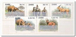 Zaïre 1993, Postfris MNH, 50 Years Garamba National Park - Zaïre