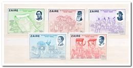 Zaïre 1980, Postfris MNH, 150 Years Of Belgian Independence - 1980-89: Ongebruikt