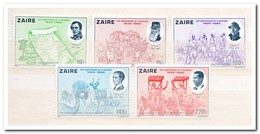 Zaïre 1980, Postfris MNH, 150 Years Of Belgian Independence - Zaïre
